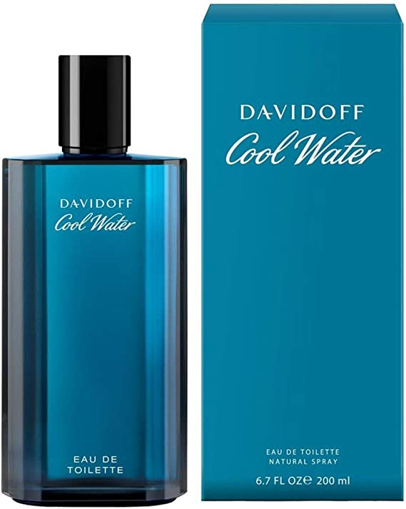 Davidoff Cool Water Edt Spray for Men