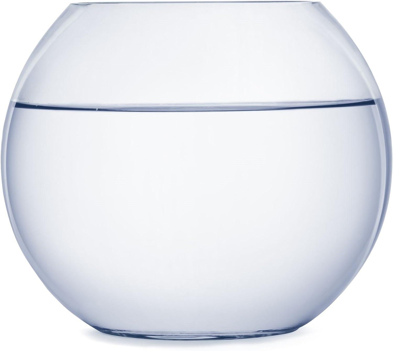 SACHI 花瓶 ガラス水槽 幅18cm×高さ13.5cm
