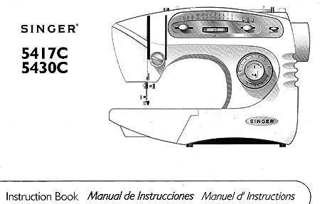 Descargar Pdf-File Singer W130 máquina de coser: Amazon.es ...