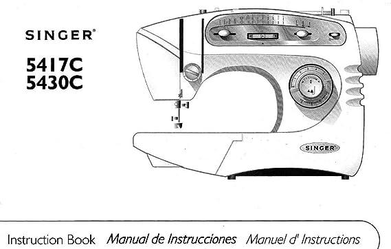 Descargar Pdf-File Singer W130 máquina de coser: Amazon.es: Hogar