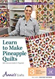 Learn to Make Pineapple Quilts with Interactive Class DVD