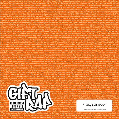 Gift Rap: