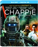 Chappie [Blu-ray + Digital HD] (Bilingual)