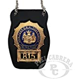 hegibaer Police Department New York NYPD Badge Emblem/Pin 90