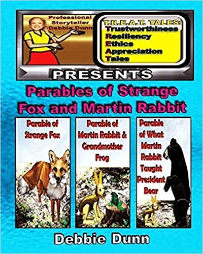 Parables of Strange Fox & Martin Rabbit