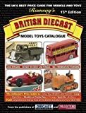 Ramsay's British Diecast Model Toy Catalogue (15th Edition) by (2015-05-15)