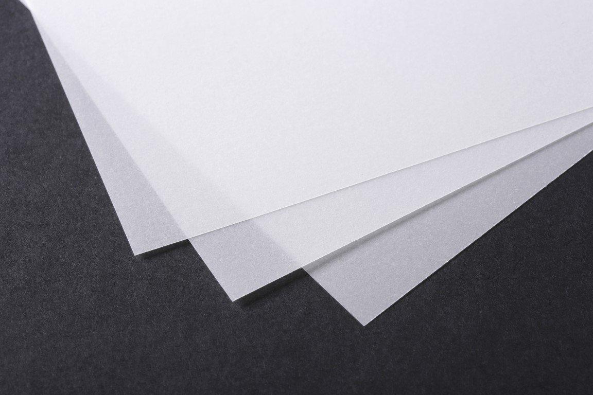 Clairefontaine Bloc de Papel de calco A4/40SH 110/G Transparente