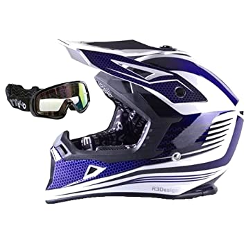 Motocross Viper rs-x95 RAZR carbono ATV moto Off Road Quad moto Enduro MX gafas
