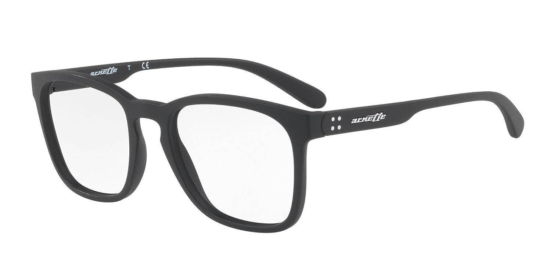 Arnette Herren Brille »LIPSLIDES AN7126«, schwarz, 01 - schwarz