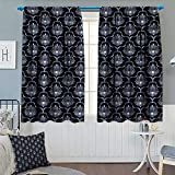Best Eclipse Home Fashion Thermal Insulated Blackout Curtains Royal Blues - Chaneyhouse Dark Blue Waterproof Window Curtain Vintage Royal Review