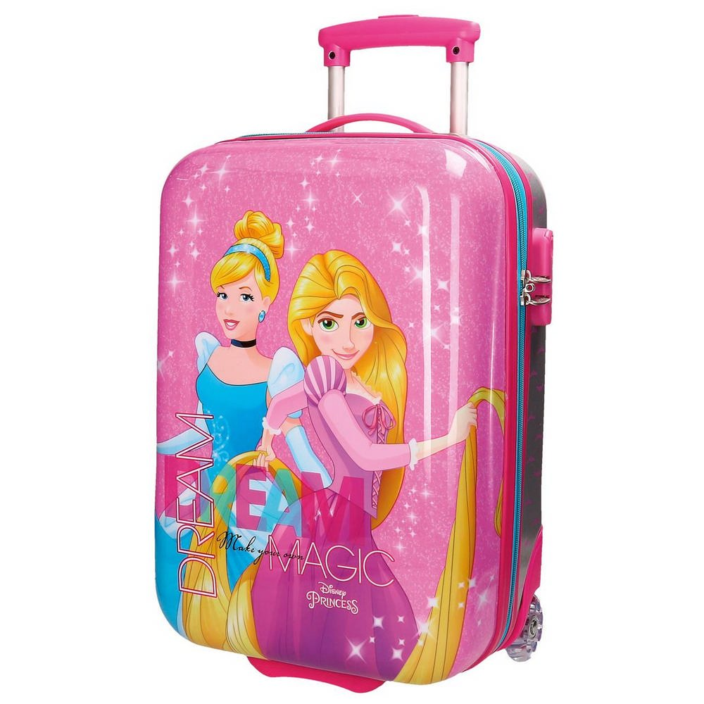Disney Princess Kindergepäck, 50 cm, 26 liters, Rosa