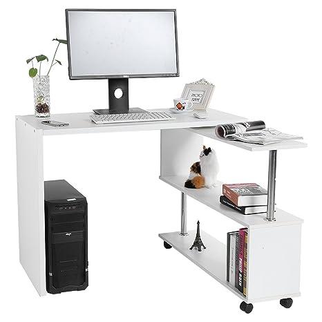 Cocoarm Eckschreibtisch Computertisch Winkelschreibtisch