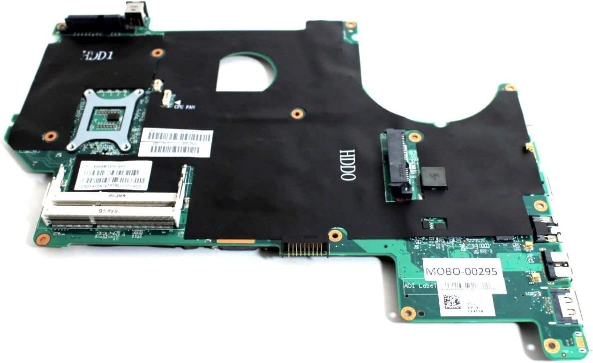Dell Alienware M17x R1 Laptop Motherboard F415N 40GAB3300-A900