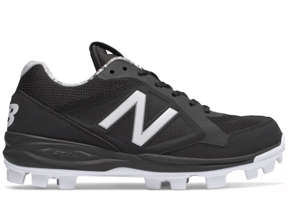 New Balance Men's PLTUPEK1, Black/BLAC 10.5 2E US by New Balance