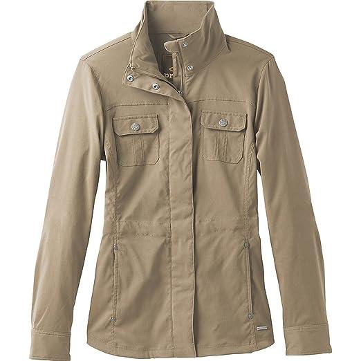 72aee6944d3 Amazon.com  prAna Halle Jacket  Clothing