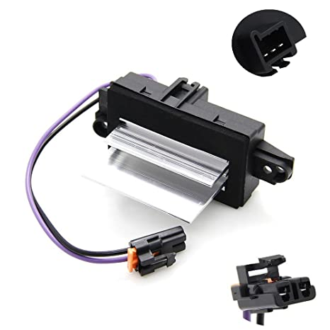 Heater Blower Motor Resistor for 03-06 Chevrolet GMC Yukon Cadillac Buick 4P1516