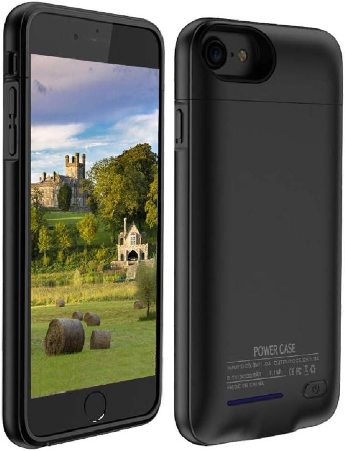 Amazon.com: iPhone 8 Plus/7 Plus/6 Plus/6s Plus Funda ...