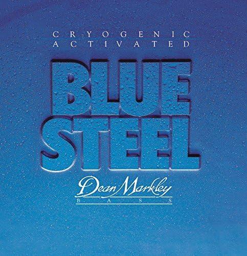 Dean Markley 2670 Jeu de cordes pour basse /électrique Bluesteel Bass XL 40-55-75-95