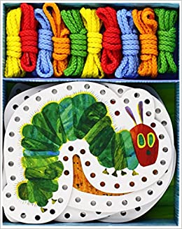 the world of eric carle tm the very hungry caterpillar tm lacing