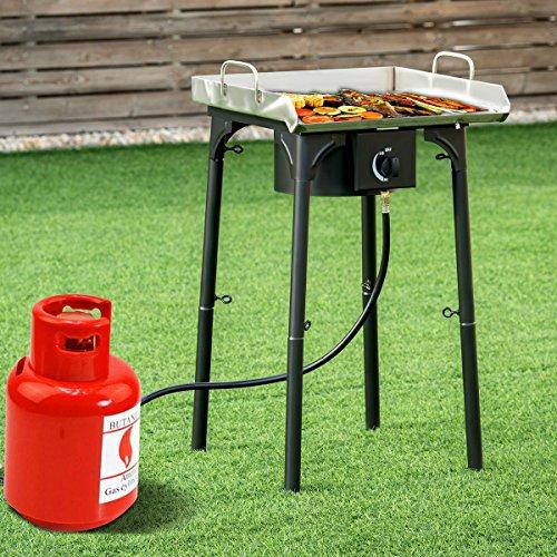Buy gas grill single burner