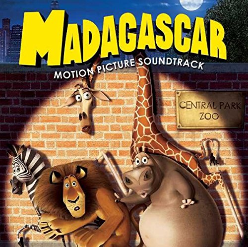 Madagascar Soundtrack product image