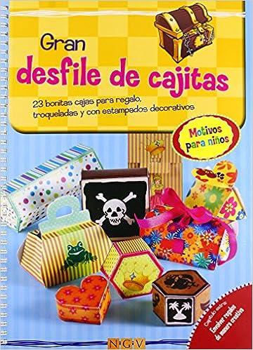 MOTIVOS PARA NIÑOS (GRAN DESFILE DE CAJITAS) (Spanish) Paperback – 2013