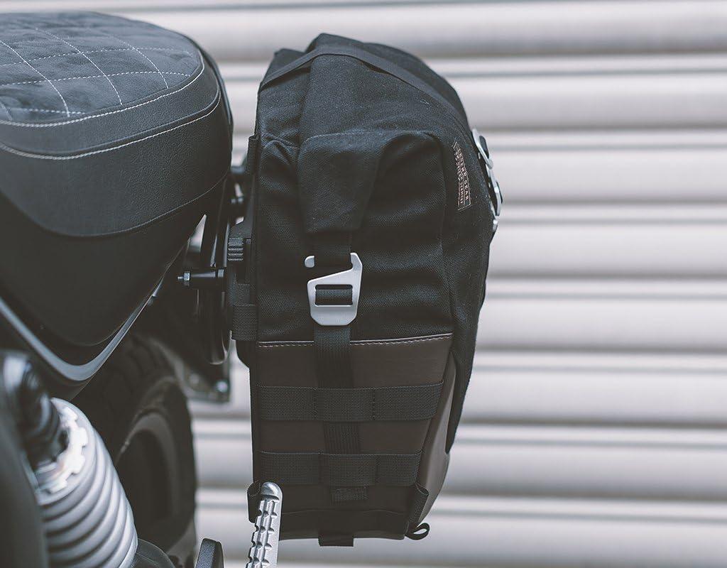 Sw Motech Legend Gear Seitentasche Lc2 Black Edition 13 5 L Für Slc Seitenträger Links Auto