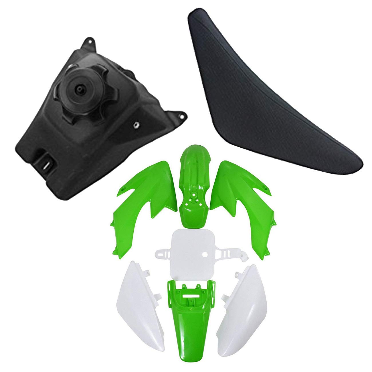 TDPRO Plastic Body Fairing and Seat For CRF XR CRF50 XR50