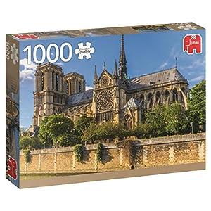 Premium Collection 18528 Notre Dame Paris Puzzle Da 1000 Pezzi