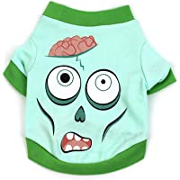 Goolsky Dog Halloween Shirt Pet T Shirt Dog Pet Clothes Pet Halloween Clothes Halloween Costume Dog Shirts