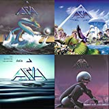 Inspired art rock symphonies from the supergroup who took prog rock to the top of the charts.