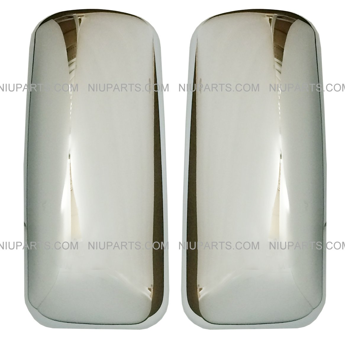 Kenworth T660 Door Mirror Cover Chrome - Driver and Passenger Side by NIUPARTS