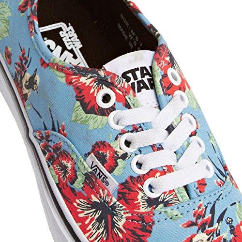 Vans U AUTHENTIC (MONO) BLACK - Zapatillas de lona para mujer Yoda Aloha