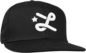 LRG Mens Down The L Snapback Hats
