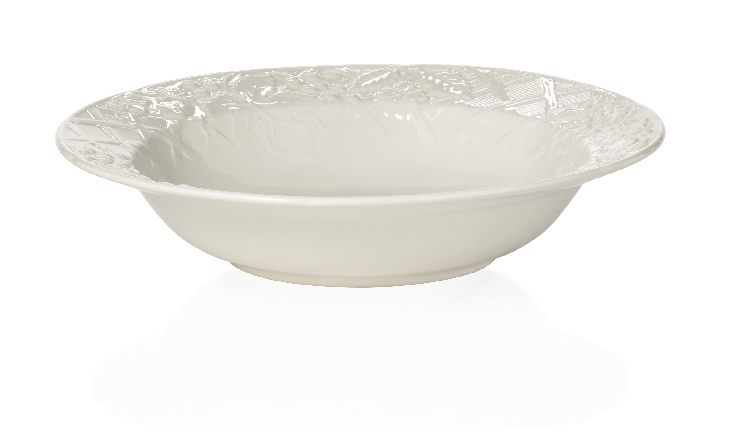 Mikasa English Countryside Round Vegetable Bowl