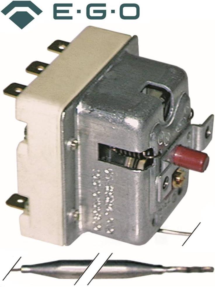Seguridad Termostato EGO Tipo 55.32529.801 para lavavajillas ...