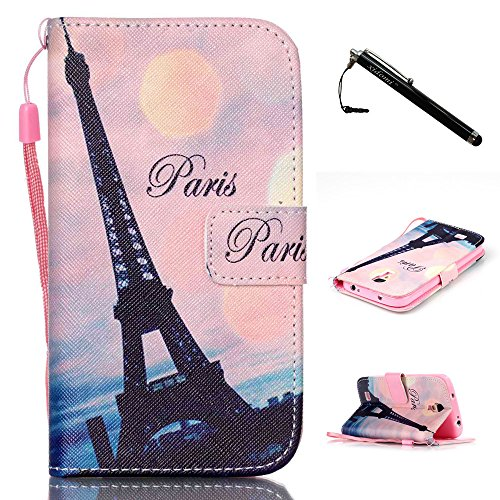 Pattern Quality Leather Protective Magnetic product image