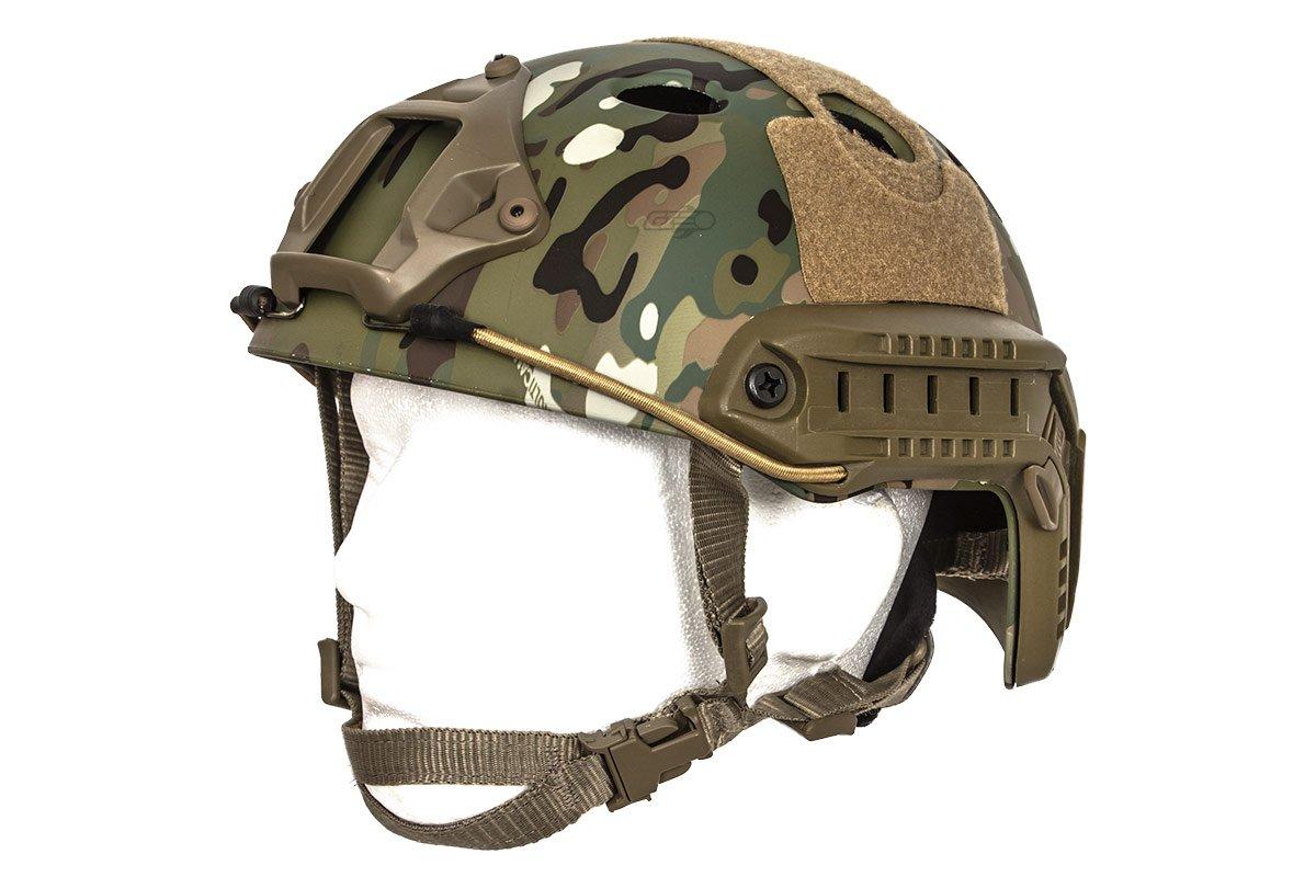 Bravo PJ Helmet Version 3 (Multicam) by Bravo!