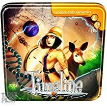 Asmodee Timeline Science & Discoveries Card Game Standard