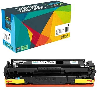 Do it Wiser Cartucho de Toner Compatible con HP 203X CF540X Color ...