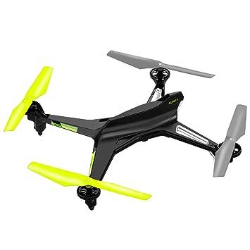 Aukey UA de P02 Mohawk Drone y mando a distancia con pantalla LCD, 3d ruedas