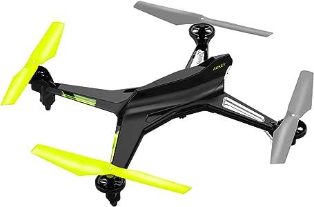 AUKEY Mohawk Drone, One-Key Returning Quadcopter, Headless Mode, Colorful LED