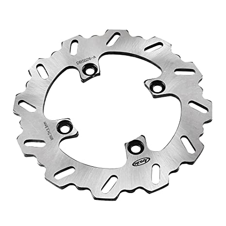 Amazon com: GZYF Motorcycle Rear Brake Disc Rotor Fits Kawasaki