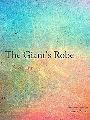book cover of The Giant\'s Robe