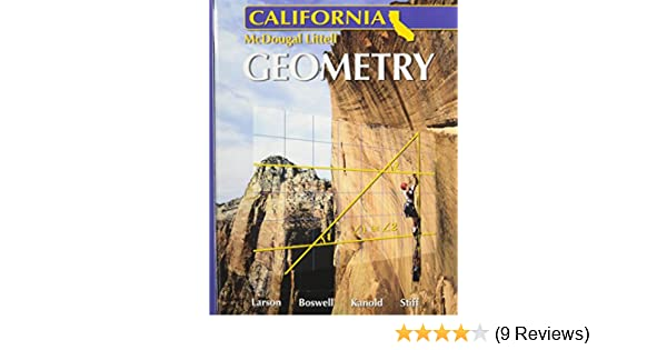 Amazon holt mcdougal larson geometry california 9780618811946 amazon holt mcdougal larson geometry california 9780618811946 ron larson laurie boswell timothy d kanold lee stiff books fandeluxe Image collections