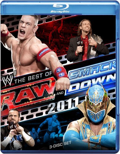 WWE: The Best of Raw and SmackDown 2011 - Wwe Raw And Smackdown 2011