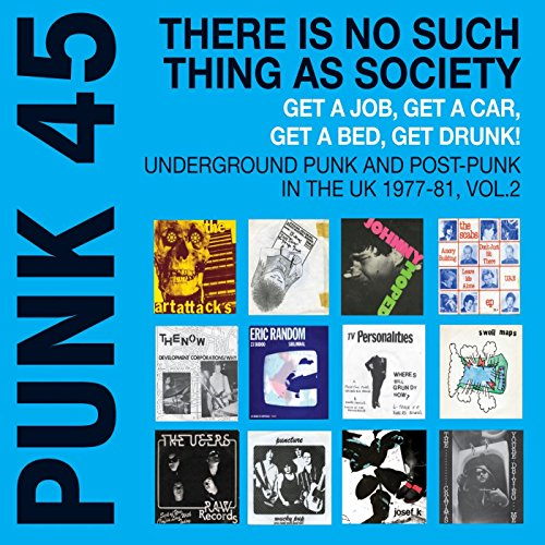 Punk 45: There Is No Such Thin...
