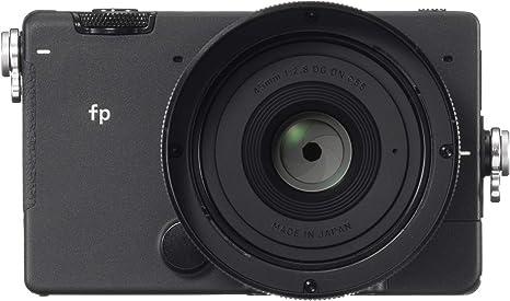 Sigma fp - Cámara digital sin espejo con lente DG DN contemporánea ...