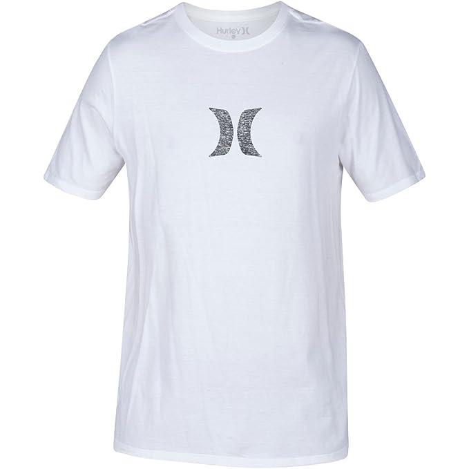676b24e2d5 Hurley - Men's Icon Push Through T-Shirt: Amazon.ca: Clothing ...