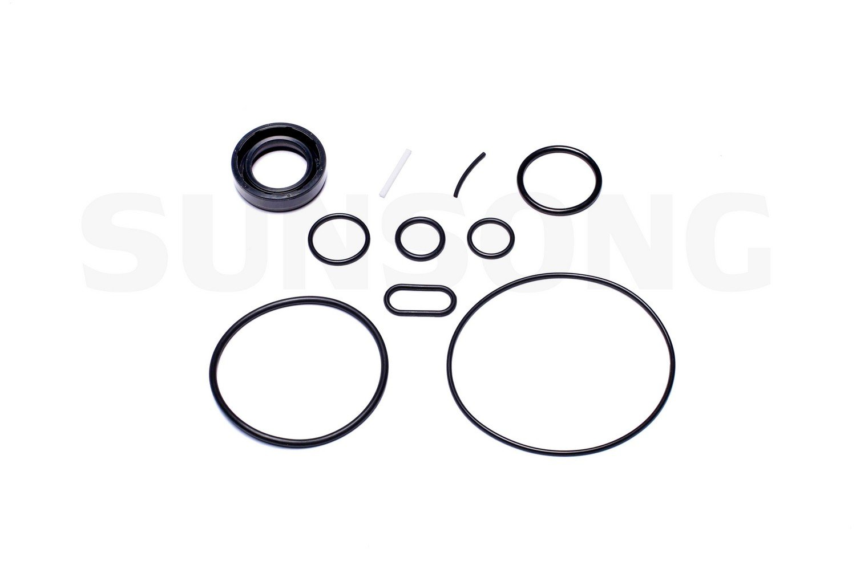 Sunsong 8401499 Power Steering Pump Seal Kit (Acura, Honda)